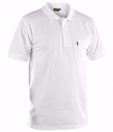 Blaklader 3305 Polo Shirt (White)